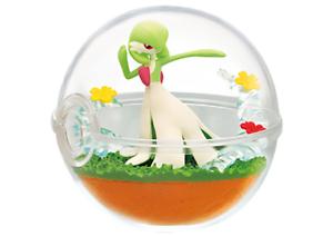 Re-ment-Pokemon-Terrarium-Pokeball-Collection-7-Figure-Gardevoir-Ship-in-BOX