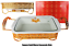 Silver//gold Plated Rectangle Serving Dish//Casserole with Lid-Warmer GIFT