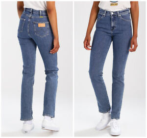 d69be089 NEW WOMAN WRANGLER designed by PETER MAX SLIM JEANS HIGHT RISE SLIM ...