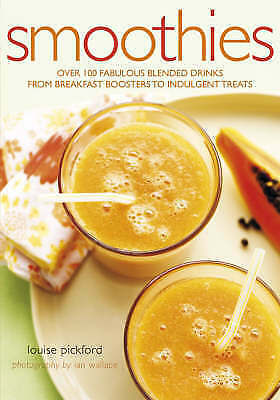 1 of 1 - Louise Pickford, Smoothies, Very Good Book