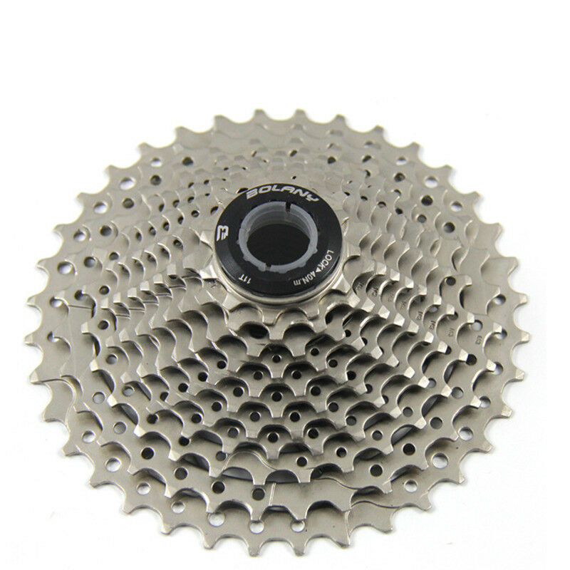 BOLANY MTB Road Bike Cassette Cog 11 Speed 36T Flywheel Cycling Part for Shimano