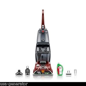 HOOVER Carpet Cleaning Machine Deluxe Power Cleaner ...