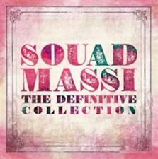 SOUAD MASSI - DEFINITIVE COLLECTION NEW CD