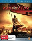 Red Cliff : Part 1-2 (Blu-ray, 2010, 2-Disc Set)