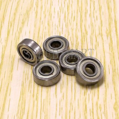 5mm*14mm*5mm 605ZZ Miniature Bearings ball Mini Bearing