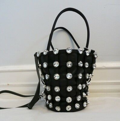 Alexander Black Roxy Bucket Bag