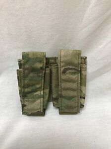 Eagle Industries MOLLE Double 40mm Grenade Pouch Multicam SOFLCS USA