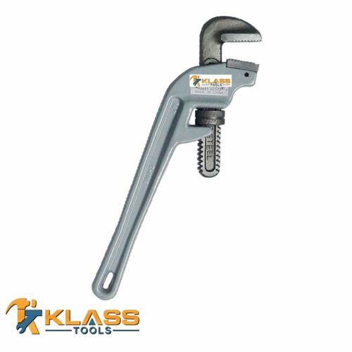 """14/"""" 45 Degree Offset Aluminum Pipe Wrench by KlassTools"""