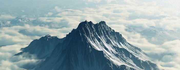 3D Montagne 9 Fond d'écran étage Peint Peint Peint en Autocollant Murale Plafond Chambre Art | Design Attrayant  315988