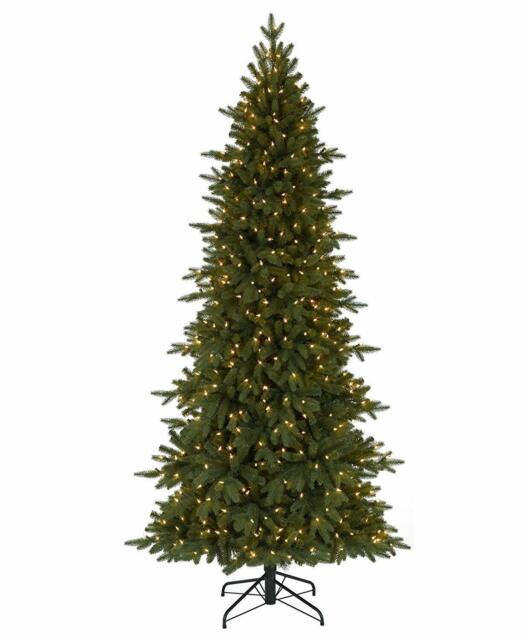 Kennedy Fir Christmas Tree: Tree Classics Kennedy Fir Christmas Tree, 6.5ft Prelit