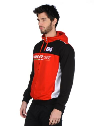 26007 Official 17 Sweat Capuche 2017 Polaire Dovizioso Andrea Ducati Double f7wndqBzp
