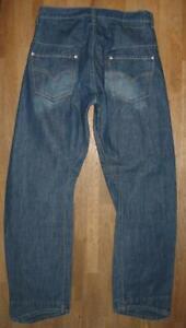 """ LEVI`S 835 "" Herren- JEANS / LEVIS ENGINEERED Jeans in blau W31"" /L32"""