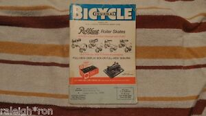 Used-March-1971-Bicycle-Journal-Rare-Schwinn-amp-other-Muscle-Bike-Info