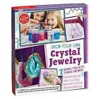 Grow Your Own Crystal Jewelry by Editors of Klutz (Hardback, 2016)