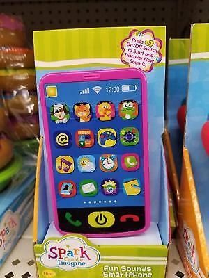 Levering New Fun Sound Smartphone. 16 Buttons With Sounds Rijden Met Een Brullende Handel