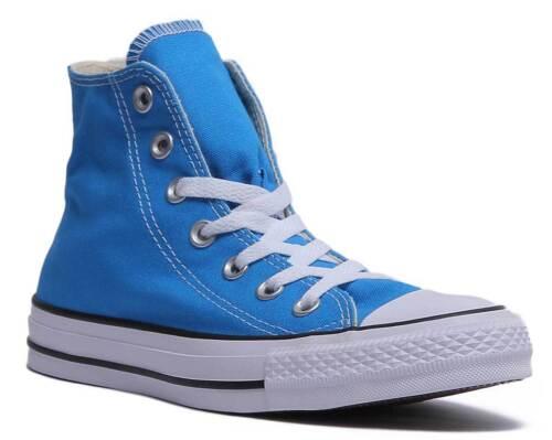 eroe Converse Chuck Taylor All blu Hi da ginnastica bianche scarpe donne Star YwUYOqZr