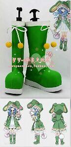 Cosplay DATE A LIVE Yoshino Schuhe Stiefel Boots handarbeit Gr.34-42 Neu