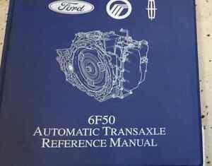 2009 2010 2011 2012 ford flex transmission 6f50 service shop repair rh ebay com 2009 ford flex repair manual pdf 2009 ford flex workshop manual