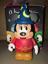 "Sorcerer Mickey & Dragon CHASER  3"" Vinylmation Granito Designer Series 2"