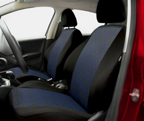 BMW Serie 1 Blau Universal Sitzbezüge Sitzbezug Auto Schonbezüge PROFI