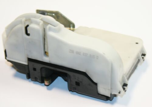 VW Polo Door Lock Catch Mechanism Left Side Front Manual 6N2 837 015 D