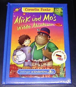MICK-UND-MO-S-WILDE-ABENTEUER-CORNELIA-FUNKE-DVD-SCHNELLER-VERSAND-NEU-amp-OVP