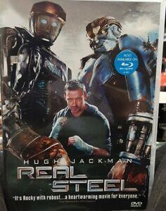 Real Steel 2011 Dvd Region 1 786936821383 Ebay