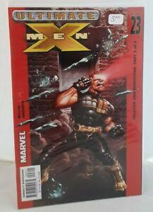 ULTIMATE X-MEN #23 Marvel Comics CYCLOPS COVER Hellfire & Brimstone pt 3 MILLAR