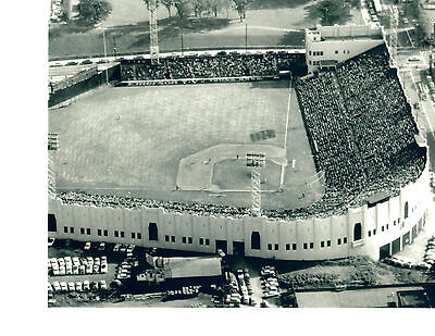 SEALS STADIUM SAN FRANCISCO  DIMAGGIO 8X10 PHOTO BASEBALL PCL