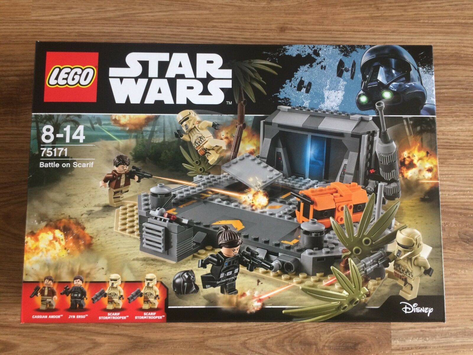 LEGO Star Wars 75171 Battle on Scarif Brand New Sealed