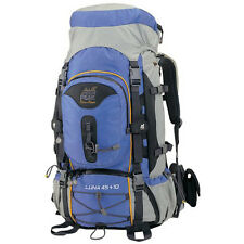 Women's / Youth High Peak Luna 45+10 Liter Expedition Backpack