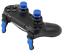 PS4-Controller-Extended-Triggers-Curved-FPS-Analog-Grip-Caps-Aimassist-Set Indexbild 2