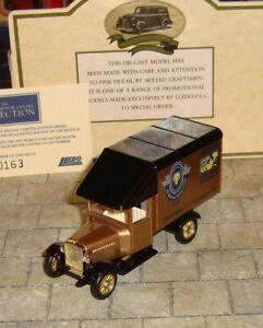 Details about LLEDO - PROMO - 1935 MORRIS PARCELS VAN - WORLD FORUM FOR  MOTOR MUSEUMS -BOXED