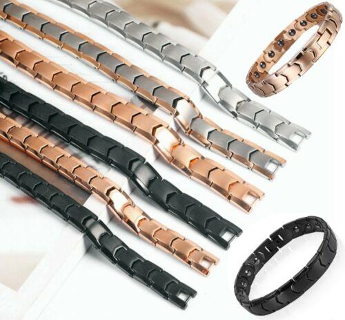Titan Bracelet Pour Hommes Femmes Champ Magnétique Santé poids enlever énergie mode