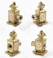 rare LANTERNE MAGIQUE STENOPE vers 1850  / optical toy magic lantern