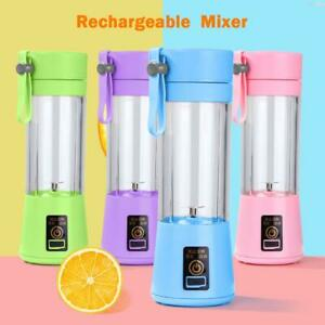 USB-Rechargeable-Blender-Mixer-Portable-Juicer-Smoothie-Juice-Machine-Cup-380ml