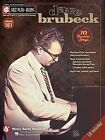 Jazz Play-Along: Dave Brubeck: Volume 161 by Hal Leonard Corporation (Mixed media product, 2013)