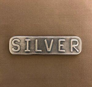 4-oz-999-Poured-Silver-Bullion-Bar-Yeager-039-s-YPS-2020-Silver-Slacker