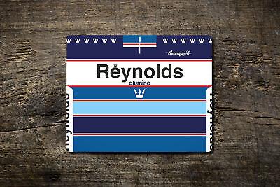 Reynolds Retrò Jersey-tappetino Mouse-bike Ninja Ciclismo Su Strada In Stile Retrò-