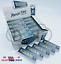 miniatuur 11 - Genuine RIZLA SILVER Rolling Paper Card Roach Cigarette Filter Tips Booklets