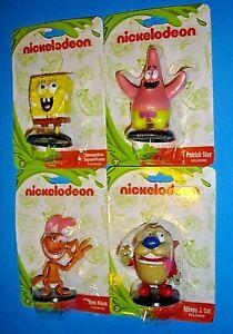 Nickelodeon Boneco Bob Esponja Patrick Ren Stimpy Bachmann Escala