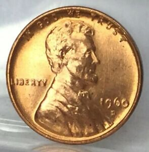 1960-D LINCOLN CENT SMALL DATE ROLL  GEM BU  ALL