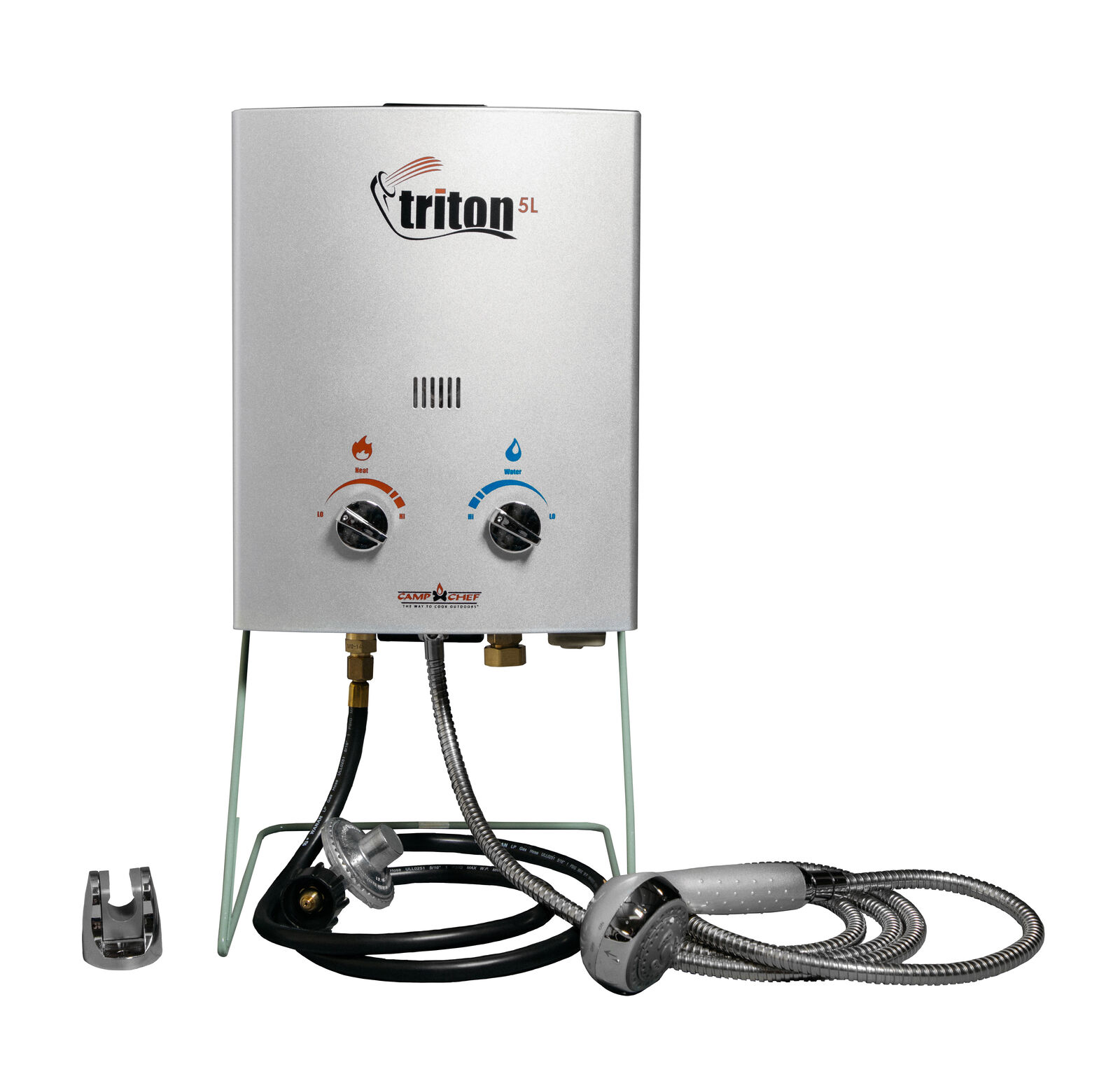 Camp Chef Triton 5 Liter  Gas Portable Hot Water Heater Shower Head RV Travel New  best fashion