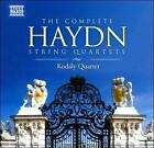 The Complete Haydn String Quartets [Box Set] (CD, Sep-2008, 25 Discs, Naxos (Distributor))