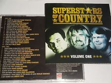 TIME LIFE SUPERSTARS OF COUNTRY VOLUME ONE 2 CD KENNY ROGERS DOLLY PARTON MUSIC