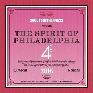 The-Spirit-Of-Philadelphia-4-Various-NEW-CD