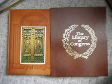 Treasures of the Library of Congress by Charles A. Goodrum (1980, Hardcover)