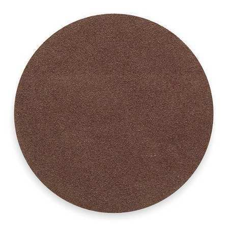 ARC ABRASIVES 30510 PSA Sanding Disc,AlO,Cloth,12in,36 Grit