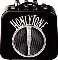 Danelectro Honeytone N-10 Guitar Mini Amp, Black, New, Free Shipping on sale