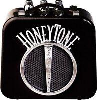 Danelectro Honeytone N-10 Guitar Mini Amp, Black, New, Free Shipping